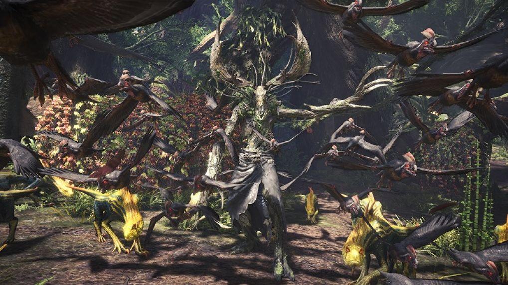 ลุงหงอกผนึกกำลังล่าแย้ : เปิดอีเว้นท์โคลาโบ MHW x The Witcher 3 แล้วเธอร์